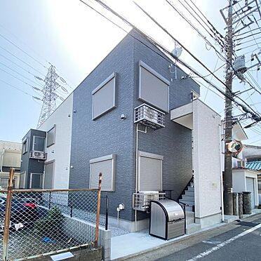 アパート-西東京市富士町6丁目 外観