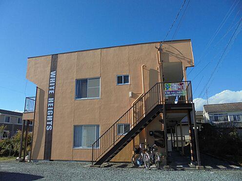 アパート-いわき市四倉町字西一丁目 外観