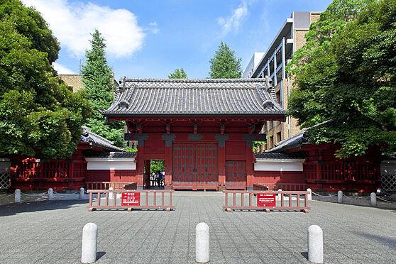 区分マンション-文京区白山2丁目 誰もが知る東京大学までは徒歩20分(約1600メートル)