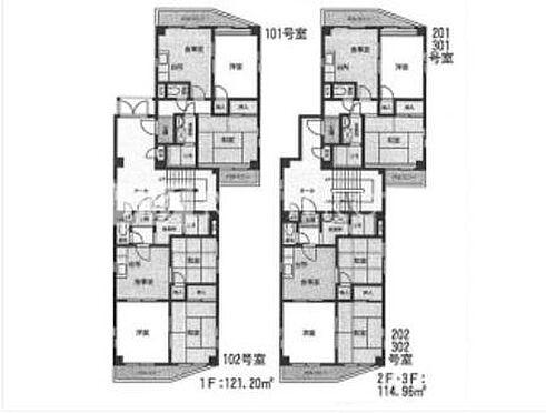 マンション(建物全部)-八王子市松木 その他