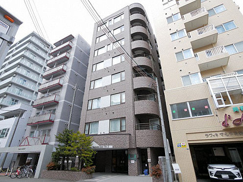 マンション(建物一部)-札幌市北区北十七条西4丁目 外観
