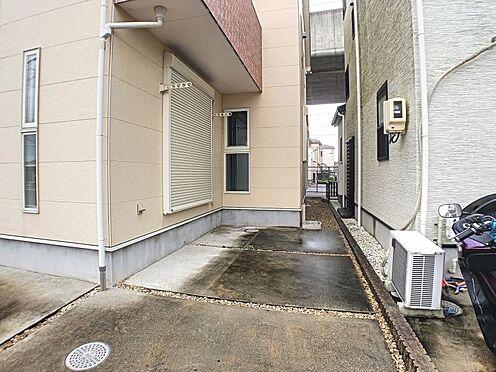 戸建賃貸-安城市桜井町塔見塚 家族で車に乗る方に!駐車場2台分あります