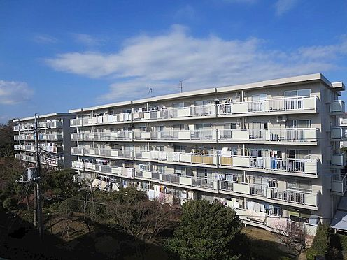 中古マンション-八王子市南大沢3丁目 緑に囲まれた住環境です