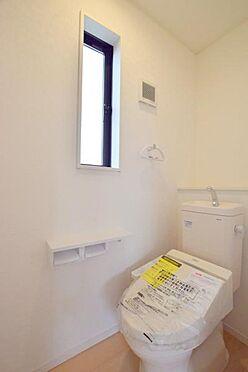 新築一戸建て-遠田郡涌谷町字渋江 トイレ