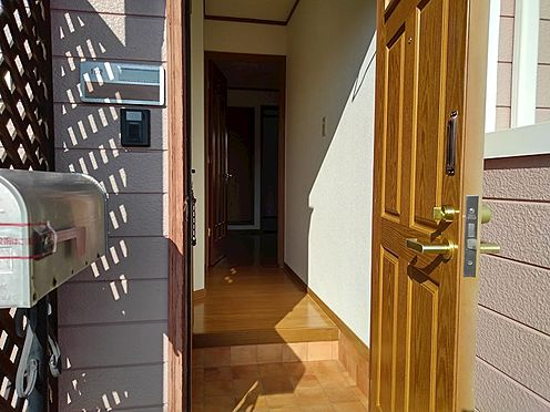 アパート-太田市西新町 玄関