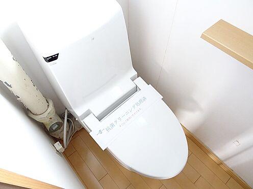 区分マンション-八王子市松が谷 トイレ(平成30年撮影)