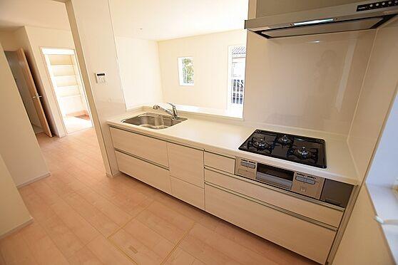 新築一戸建て-仙台市宮城野区福室4丁目 キッチン