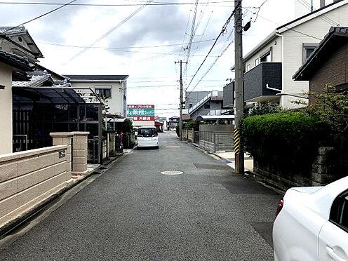 中古一戸建て-和歌山市西浜3丁目 前面道路含む現地写真