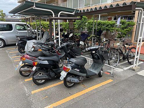 マンション(建物一部)-東大阪市菱屋西6丁目 バイク置場