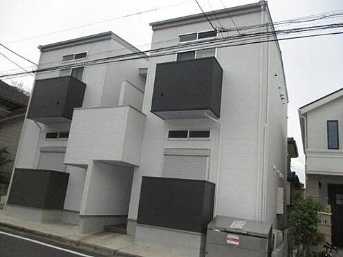 アパート-さいたま市中央区大戸6丁目 外観