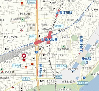 マンション(建物一部)-大阪市淀川区西中島6丁目 その他