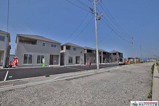 新築一戸建て-石巻市三ツ股3丁目 外観