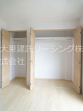 アパート-那珂市菅谷 収納