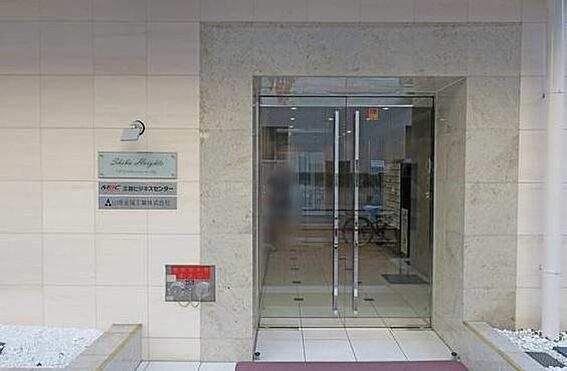 事務所(建物一部)-港区芝5丁目 エントランス