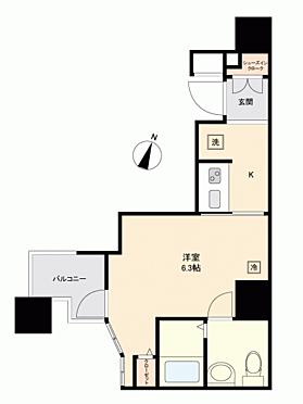 マンション(建物一部)-横浜市南区日枝町4丁目 間取り