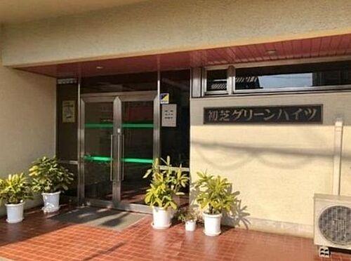 区分マンション-堺市東区引野町3丁 落ち着いた印象のエントランス
