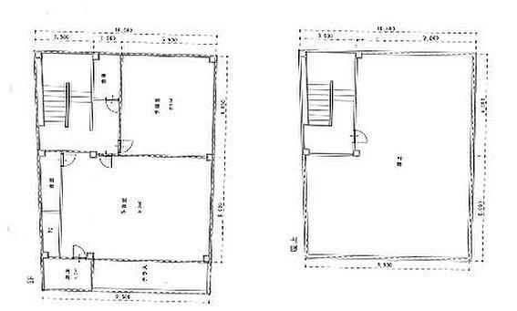 ビル(建物全部)-小山市城山町2丁目 5F・屋上間取図