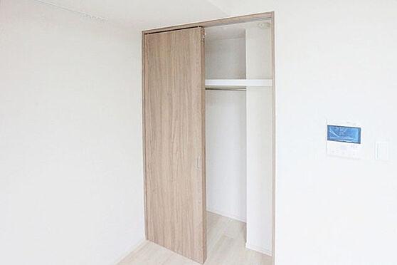 区分マンション-新宿区西早稲田3丁目 洋室収納