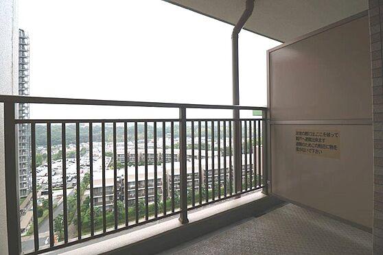 中古マンション-八王子市別所1丁目 北側の居室からの眺望。