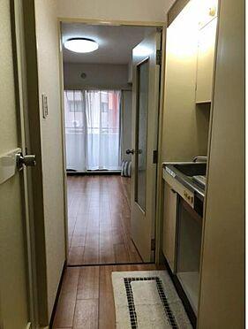 中古マンション-横浜市西区南浅間町 キッチン