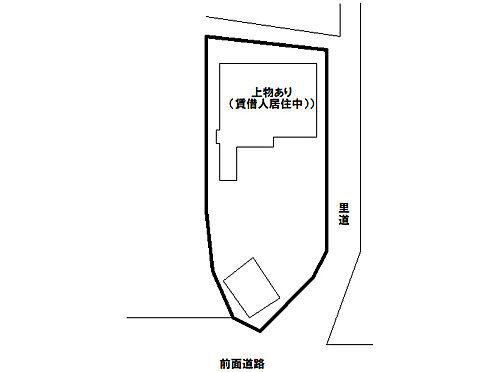 店舗・事務所・その他-泉南郡熊取町成合東 間取り