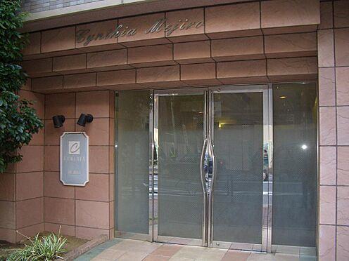 マンション(建物一部)-新宿区下落合4丁目 高級感のあるエントランスアプローチです