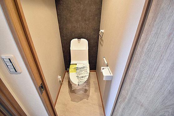 中古マンション-小金井市本町2丁目 トイレ