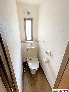 中古一戸建て-名取市那智が丘5丁目 トイレ