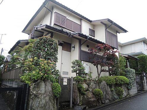 中古一戸建て-横浜市緑区白山4丁目 天然石を使用した石垣