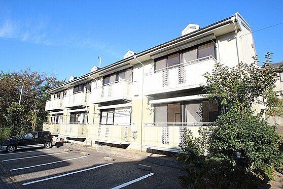 アパート-加賀市松が丘3丁目 外観