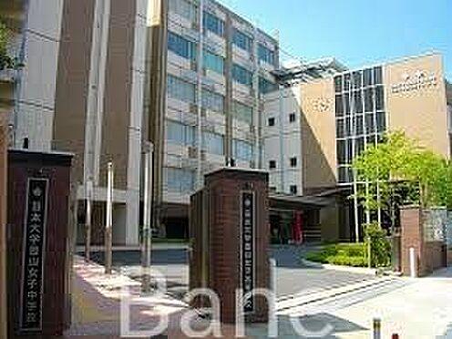 中古マンション-板橋区中台3丁目 私立日本大学豊山女子高校 徒歩5分。 370m