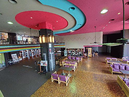 中古マンション-浜松市西区舞阪町弁天島 1階共用部(ホテルフロント)