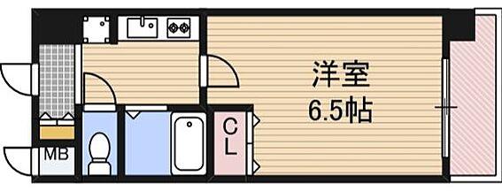 マンション(建物一部)-大阪市福島区海老江3丁目 人気のセパレートタイプ