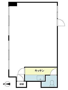 事務所(建物一部)-仙台市青葉区木町通1丁目 間取り