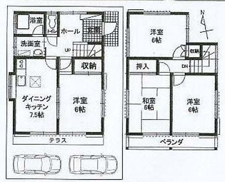 アパート-久喜市北青柳 久喜一軒家・ライズプランニング