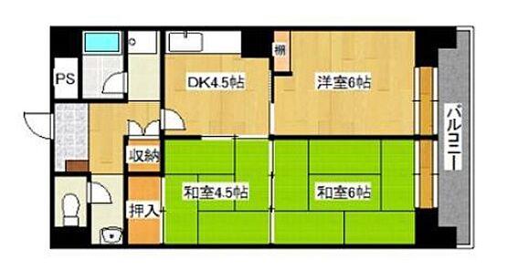 マンション(建物一部)-大阪市城東区今福東2丁目 南向きだから陽当たり良し