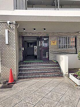 マンション(建物一部)-大阪市平野区西脇1丁目 防犯カメラ完備