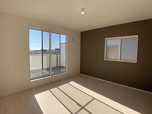 新築一戸建て-豊田市今町6丁目 全居室収納スペースがございます♪荷物の多い方でもすっきり片付けられます!