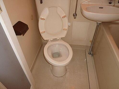 一棟マンション-沼津市我入道一本松町 トイレ
