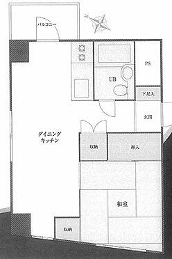 マンション(建物一部)-港区西麻布2丁目 間取り