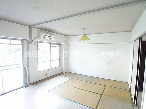 中古マンション-草加市新栄4丁目 居間