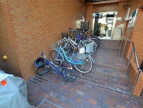 マンション(建物一部)-神戸市灘区灘北通7丁目 便利な駐輪スペースも有り