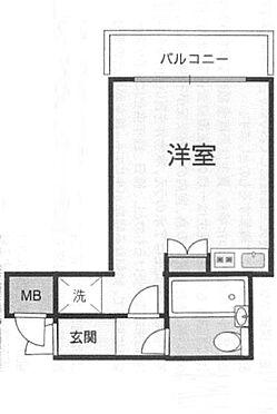 マンション(建物一部)-大阪市西区新町2丁目 室内洗濯機置場完備の使いやすい1R