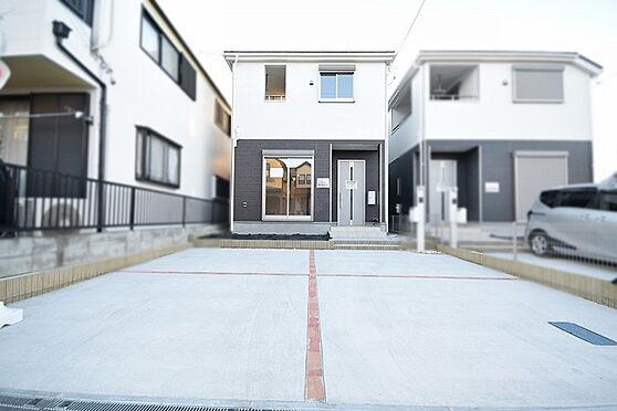 新築一戸建て-八王子市散田町5丁目 駐車場