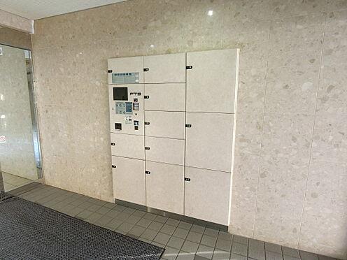 中古マンション-新潟市中央区花園1丁目 不在時に重宝する宅配ボックス