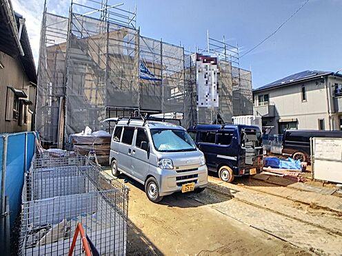 戸建賃貸-額田郡幸田町大字高力字熊谷 外観(2021年6月)撮影