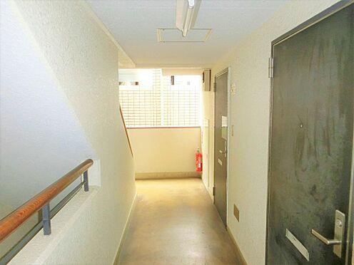 マンション(建物一部)-板橋区赤塚3丁目 廊下です。