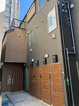 アパート-大田区久が原2丁目 現地写真2