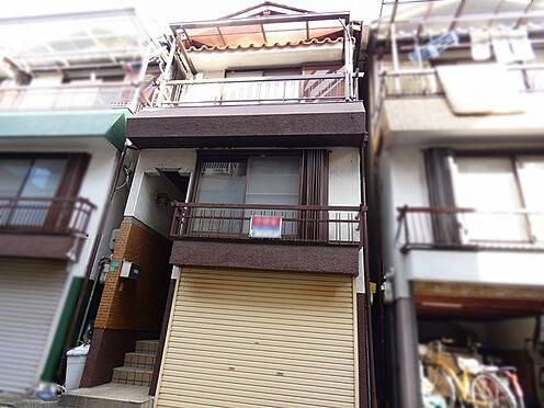 中古一戸建て-大阪市平野区長吉六反3丁目 外観