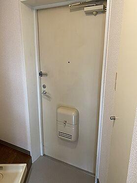 マンション(建物一部)-大田区北千束2丁目 玄関